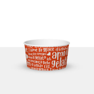 170ml ice cream paper cup