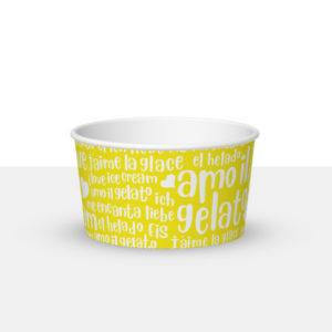 90ml ice cream paper cup